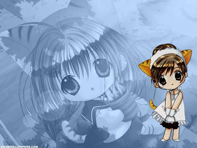 Digi Charat Anime Wallpaper #15