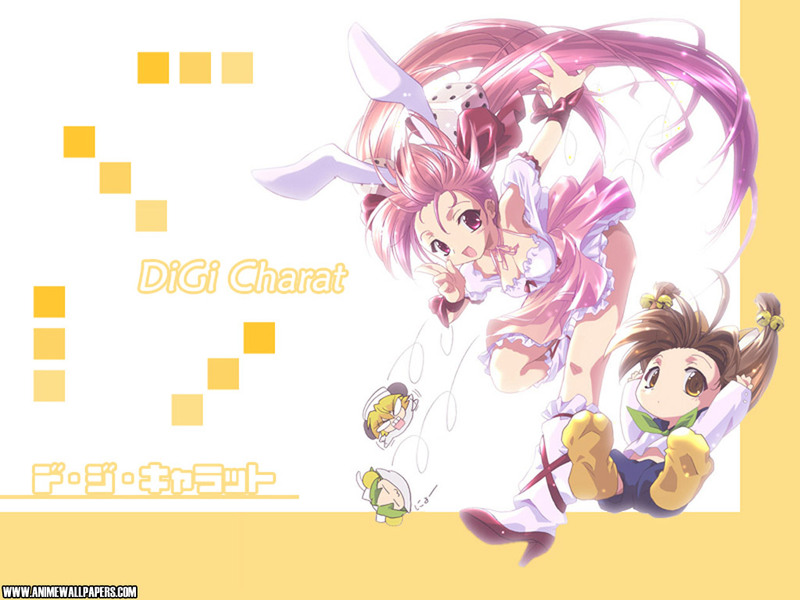 Digi Charat Anime Wallpaper # 18