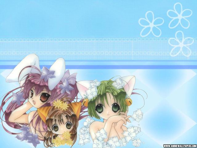 Digi Charat Anime Wallpaper #19