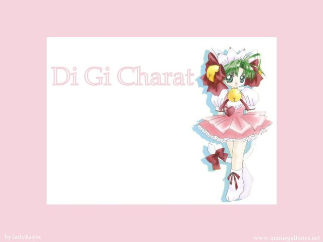 Digi Charat Anime Wallpaper #20