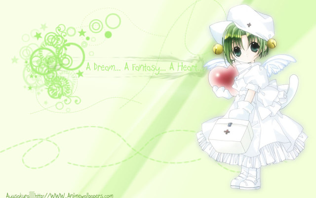 Digi Charat Anime Wallpaper #23