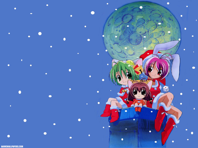 Digi Charat Anime Wallpaper #2