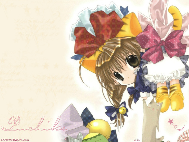 Digi Charat Anime Wallpaper #5