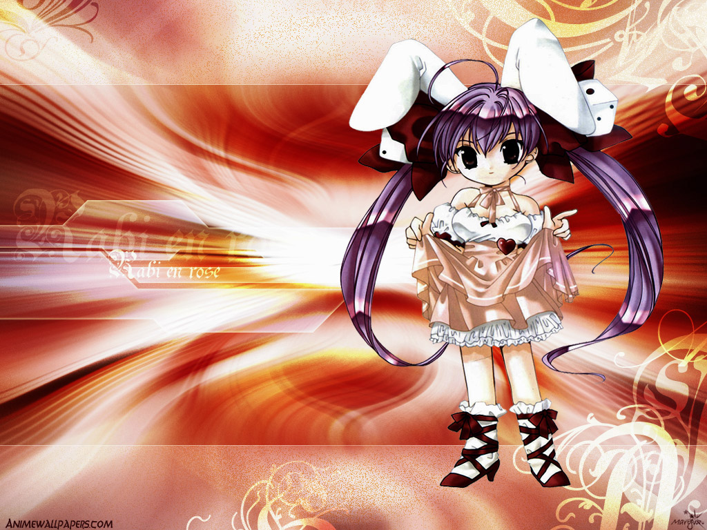 Digi Charat Anime Wallpaper # 6