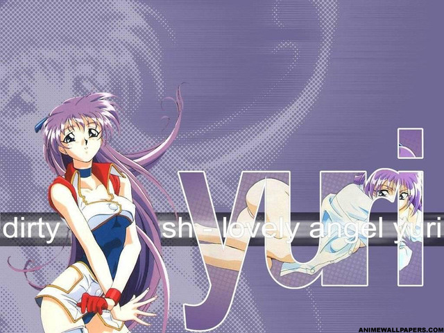 Dirty Pair Flash Anime Wallpaper #11