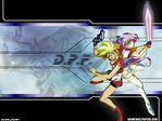 Dirty Pair Flash Anime Wallpaper # 8