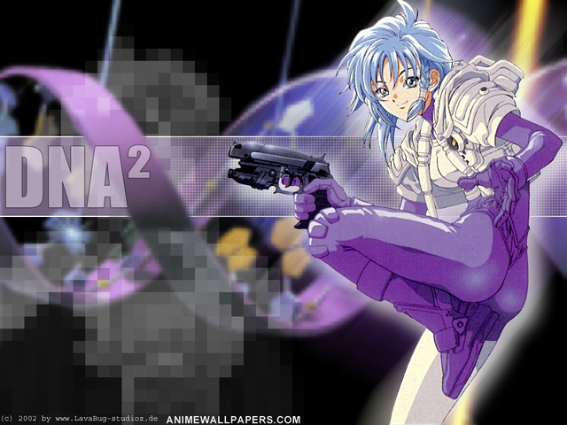 D.N.A. Anime Wallpaper #2