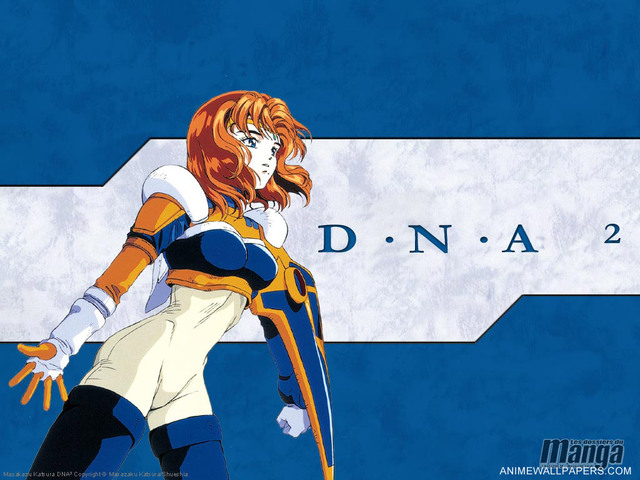 D.N.A. Anime Wallpaper #4