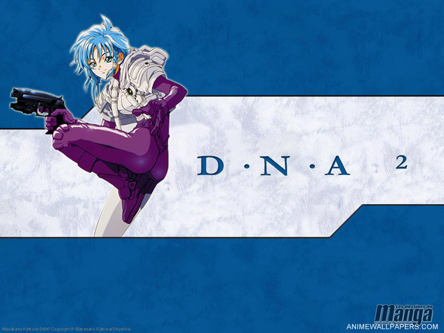 D.N.A. Anime Wallpaper #5