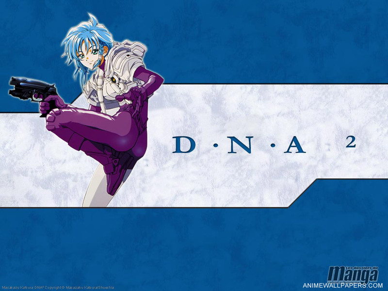 D.N.A. Anime Wallpaper # 5