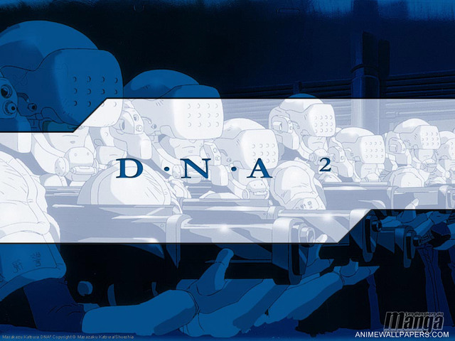 D.N.A. Anime Wallpaper #6