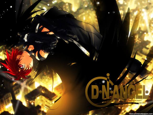 D.N.Angel Anime Wallpaper #28