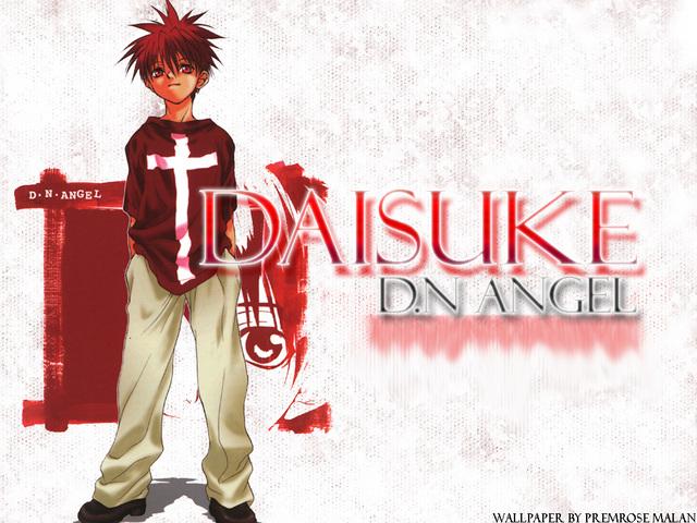 D.N.Angel Anime Wallpaper #39