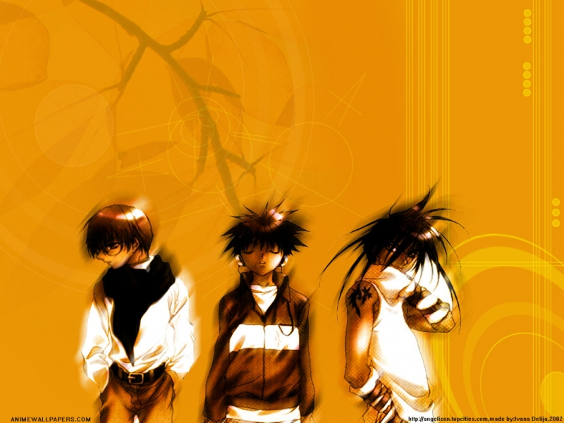 D.N.Angel Anime Wallpaper # 4