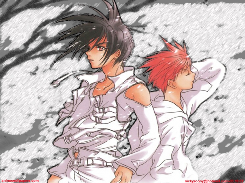 D.N.Angel Anime Wallpaper # 5