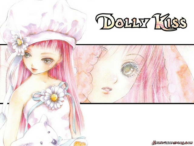 Dolly Kiss Anime Wallpaper #1