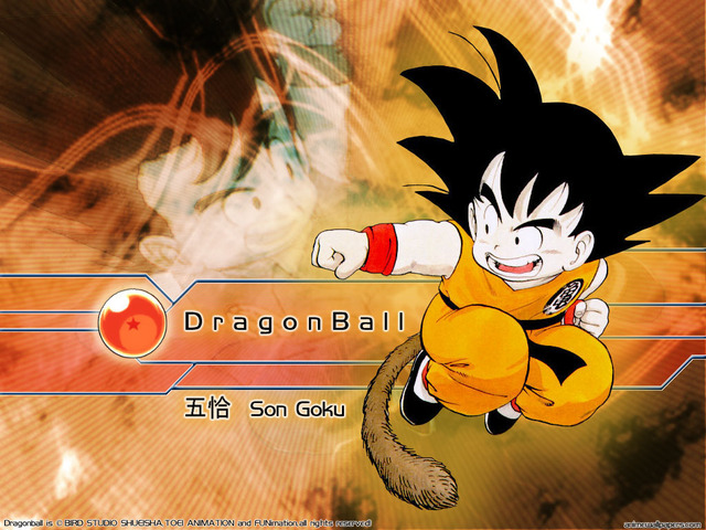 Dragonball Anime Wallpaper #1