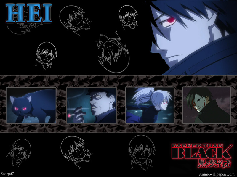 Darker than Black Anime Wallpaper # 1