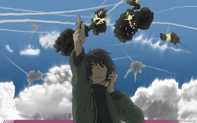 Eden of the East Anime Wallpaper #1
