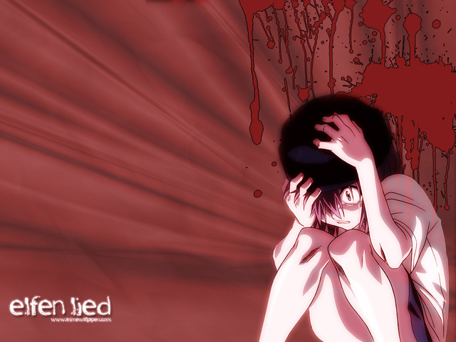 Elfen Lied Anime Wallpaper #10