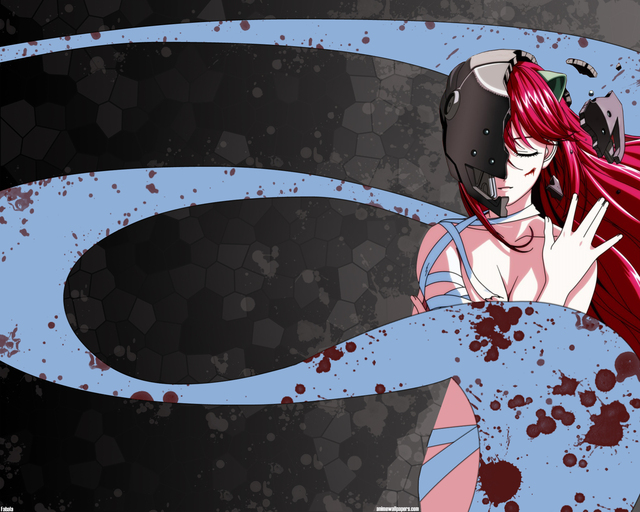 Elfen Lied Anime Wallpaper #13