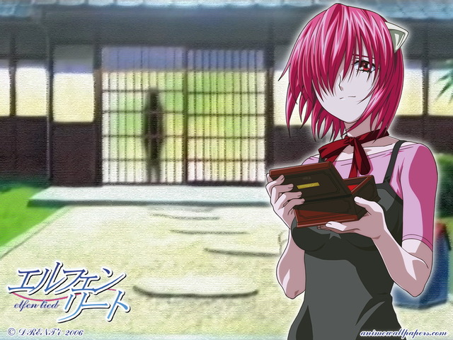 Elfen Lied Anime Wallpaper #1