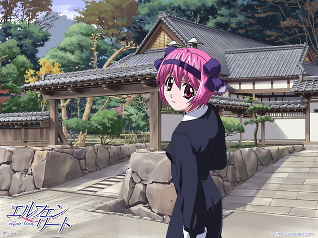 Elfen Lied Anime Wallpaper #3