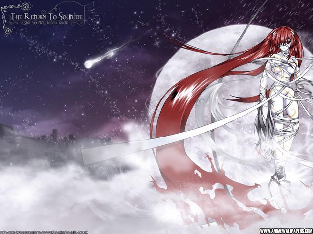 Elfen Lied Anime Wallpaper #6
