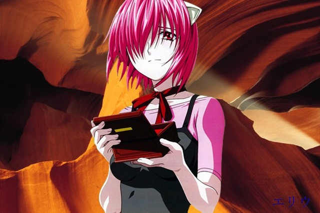 Elfen Lied Anime Wallpaper #8
