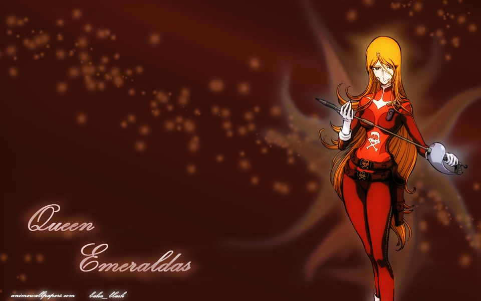 Queen Emeraldas Anime Wallpaper # 1
