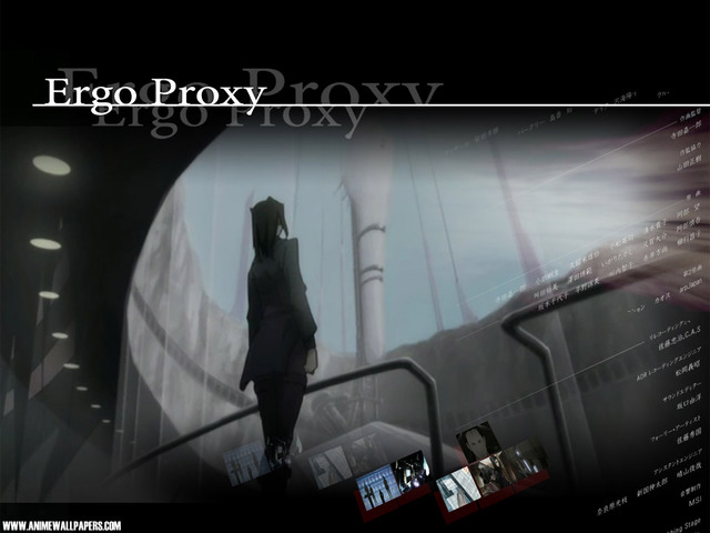 Ergo Proxy Anime Wallpaper #1