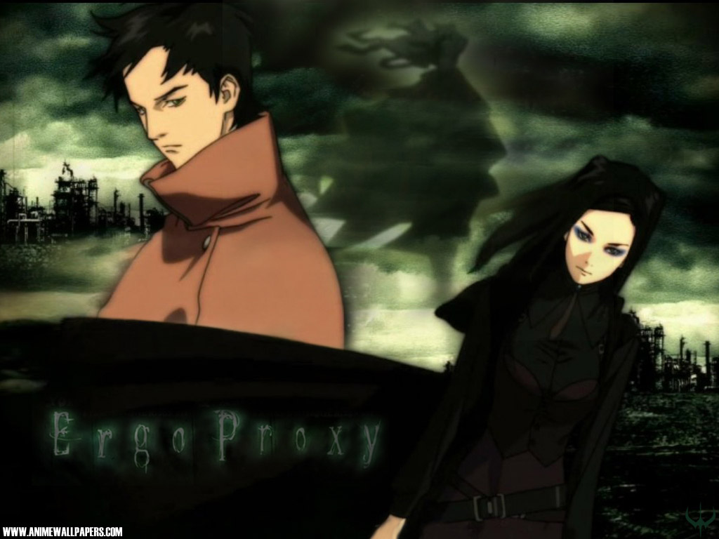Ergo Proxy Anime Wallpaper # 2