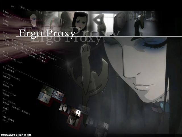Ergo Proxy Anime Wallpaper #3