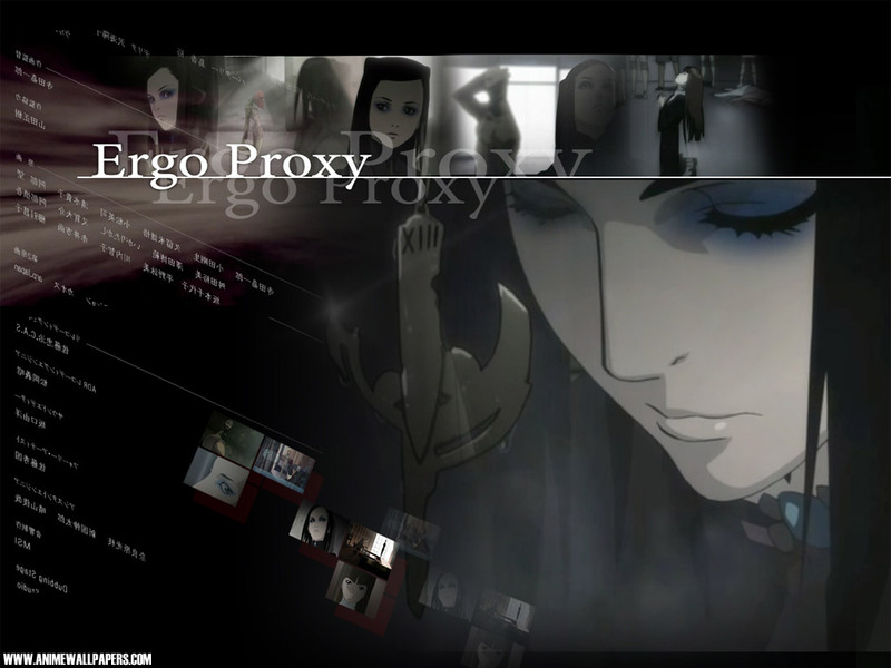 Ergo Proxy Anime Wallpaper # 3