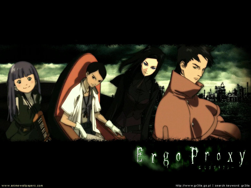 Ergo Proxy Anime Wallpaper # 5