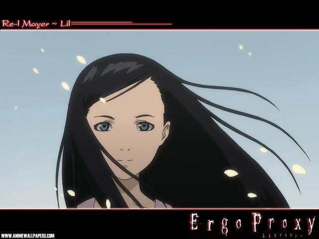 Ergo Proxy Anime Wallpaper #8