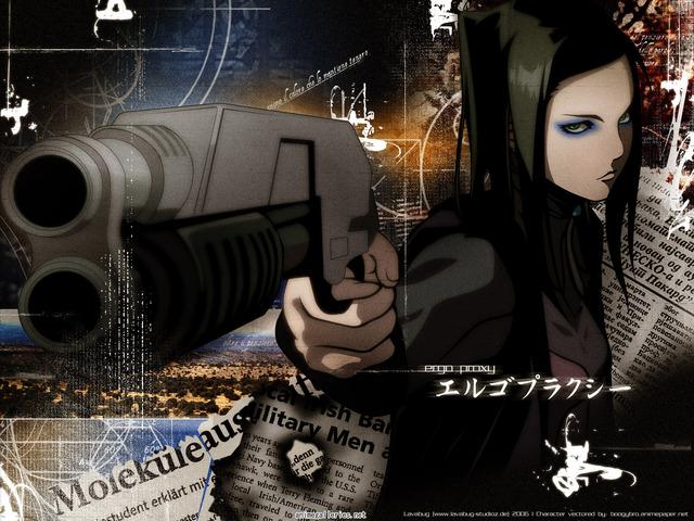 Ergo Proxy Anime Wallpaper #9