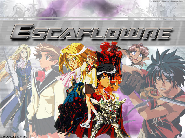 Escaflowne Anime Wallpaper #16