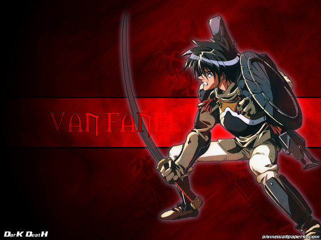 Escaflowne Anime Wallpaper #1