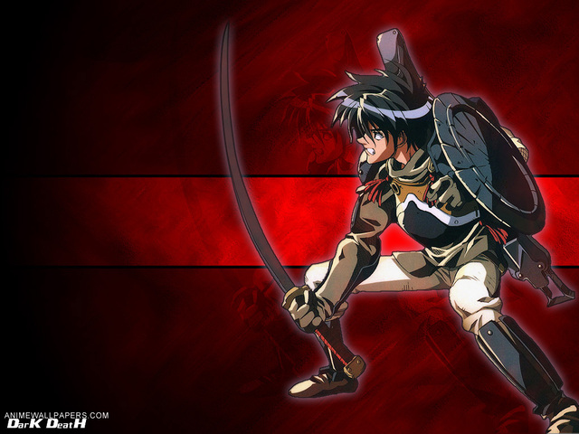Escaflowne Anime Wallpaper #2