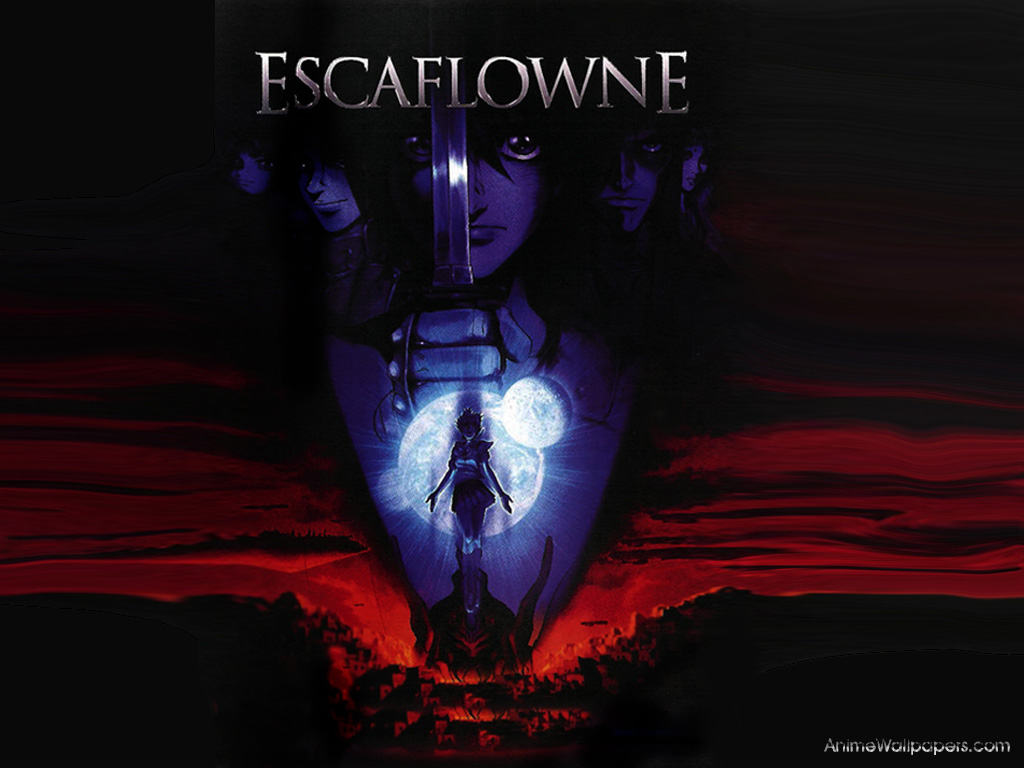 Escaflowne Anime Wallpaper # 5