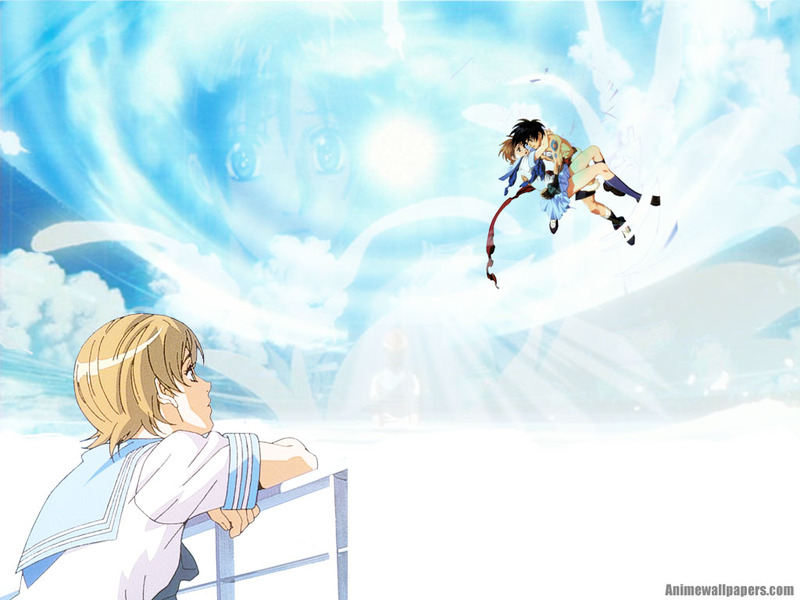 Escaflowne Anime Wallpaper # 6