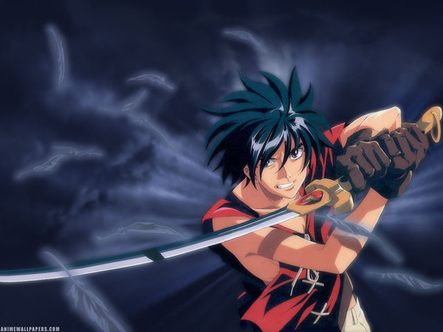Escaflowne Anime Wallpaper #9