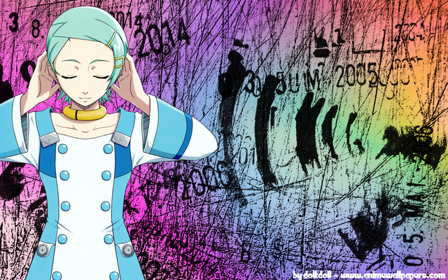 Eureka Seven Anime Wallpaper #5