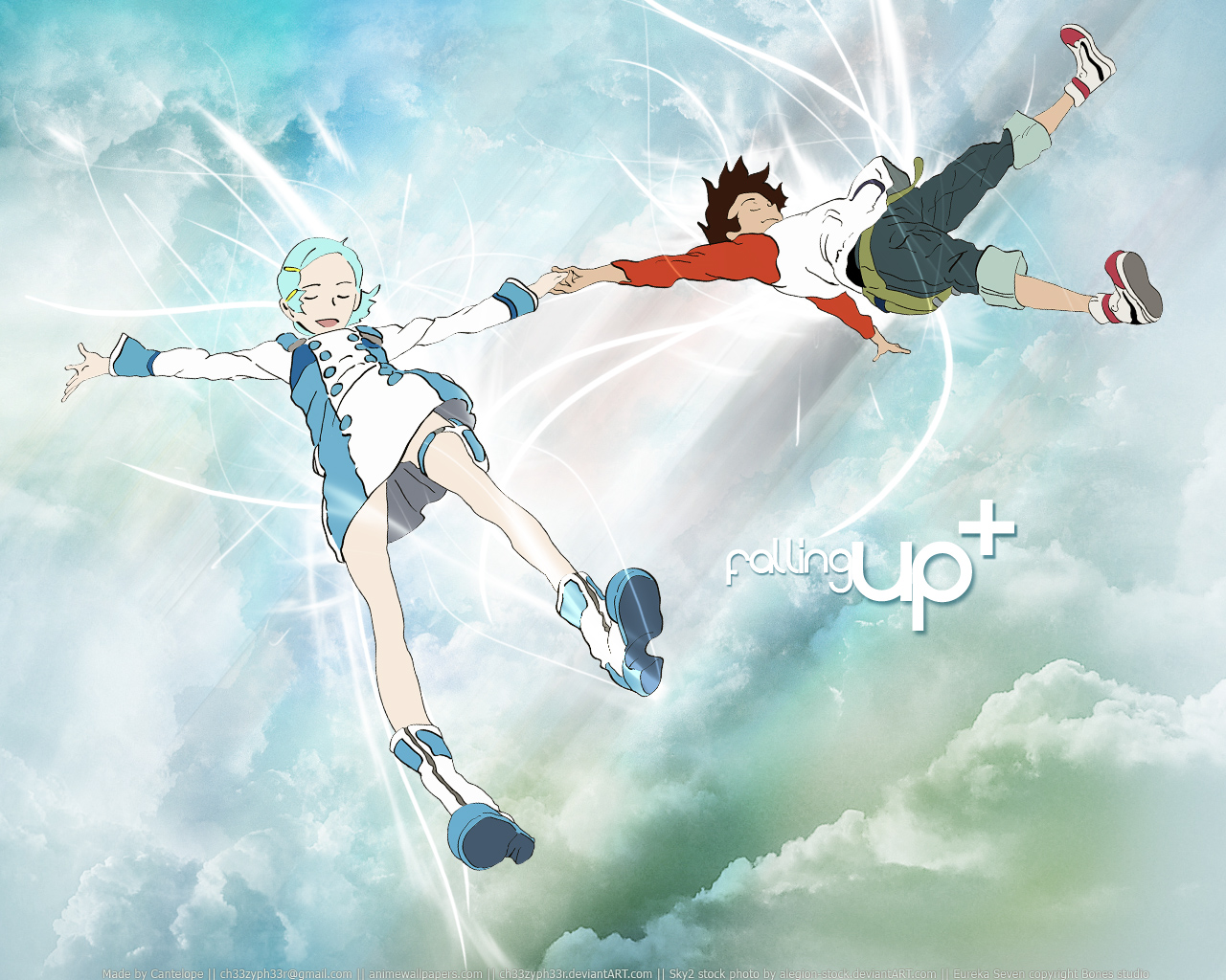 Eureka Seven Anime Wallpaper # 7