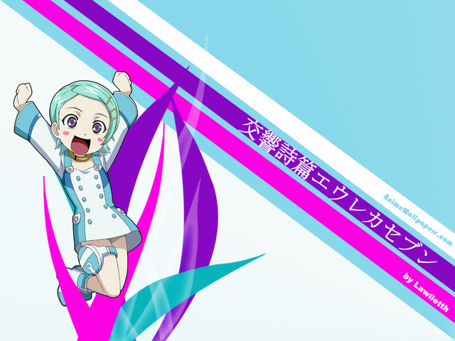 Eureka Seven Anime Wallpaper #9