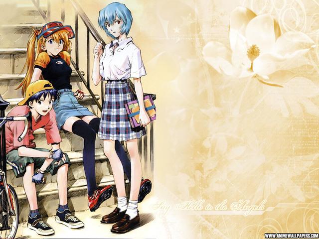 Neon Genesis Evangelion Anime Wallpaper #105