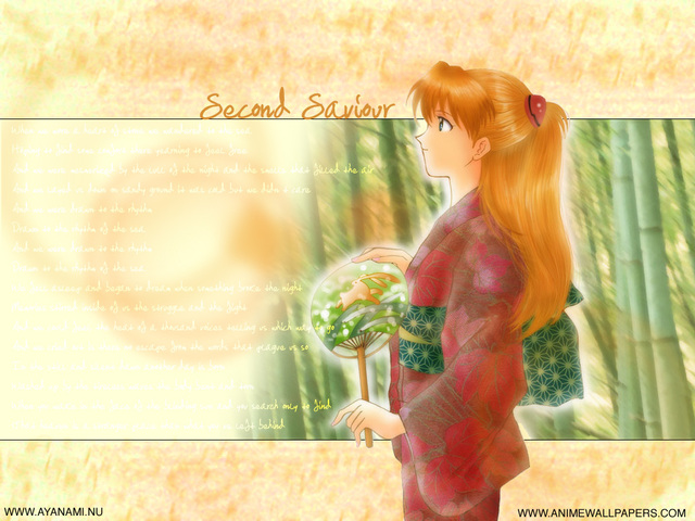 Neon Genesis Evangelion Anime Wallpaper #117