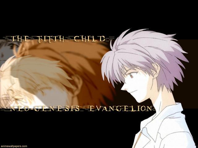 Neon Genesis Evangelion Anime Wallpaper #119