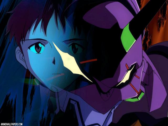 Neon Genesis Evangelion Anime Wallpaper #120